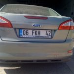 Ford Mondeo Atiker LPG